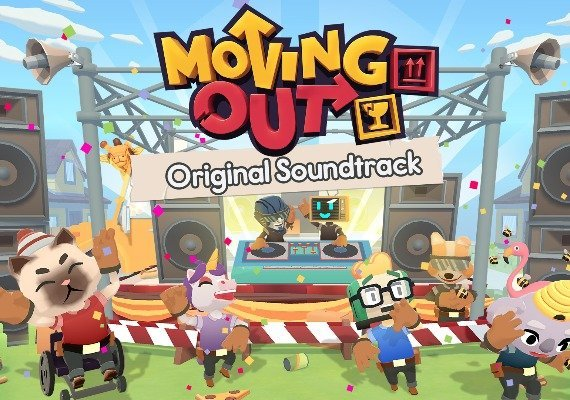 Moving Out - Official Soundtrack