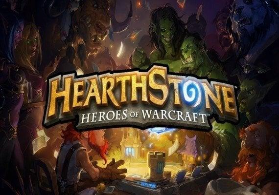 Hearthstone - Booster Pack Code  EU