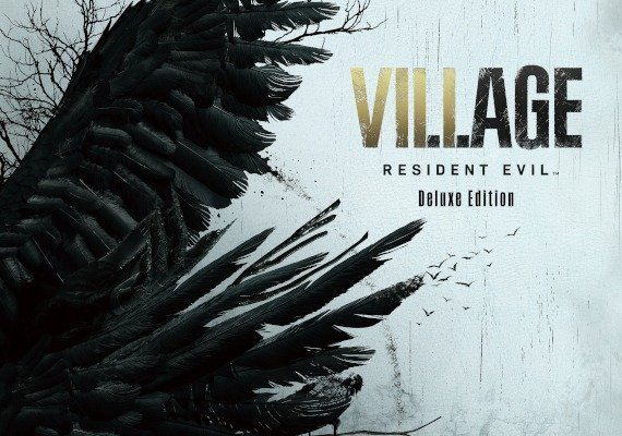 Resident Evil Village - RE VIII - Deluxe Edition US