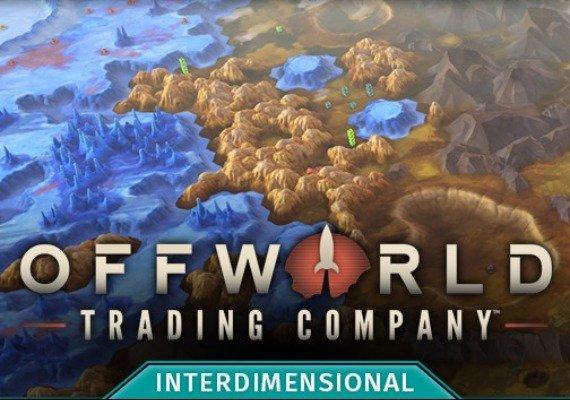 Offworld Trading Company: Interdimensional