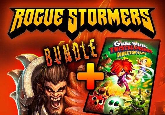 Rogue Stormers and Giana Sisters - Bundle EU