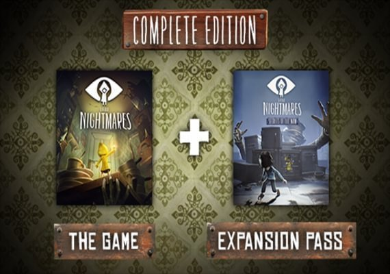 Little Nightmares - Complete Edition CA