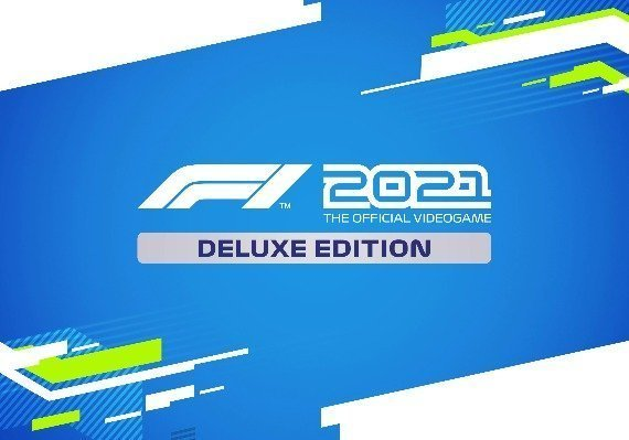 F1 2021 - Deluxe Edition EU PRE-ORDER