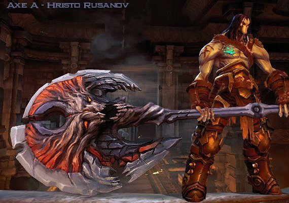 Darksiders 2: Rusanovs Axe