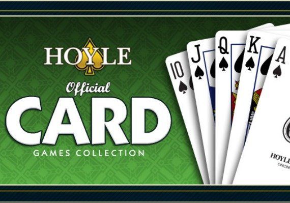 Hoyle Official Card Games - Collection