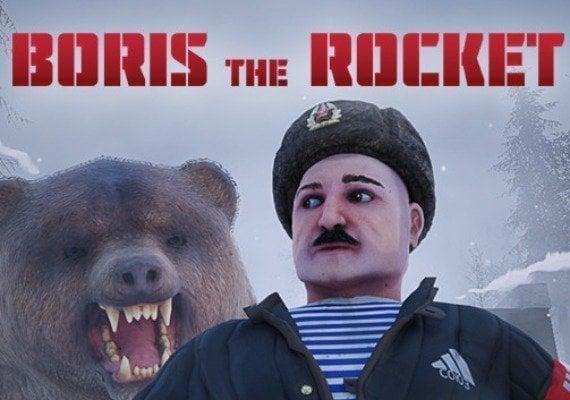 Boris The Rocket EU PS4