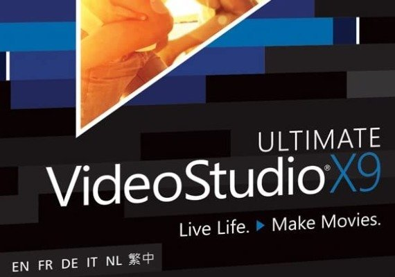 Corel VideoStudio Pro X9 Ultimate Old Version For Windows