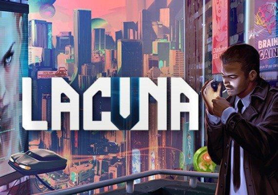 Lacuna: A Sci-Fi Noir Adventure
