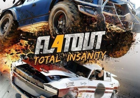 FlatOut 4: Total Insanity  - Soundtrack Volume 1