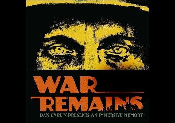 War Remains: Dan Carlin Presents an Immersive Memory VR