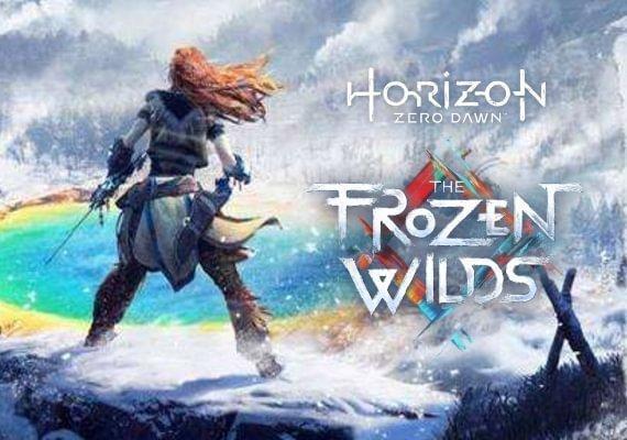 Horizon Zero Dawn: The Frozen Wilds and Add-On Pack EU