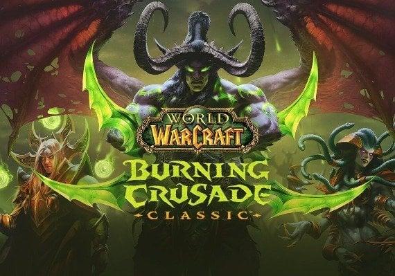 WoW World of Warcraft: Burning Crusade Classic - Dark Portal Pass EU