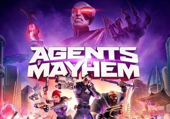 Agents of Mayhem - Total Mayhem Bundle ARG
