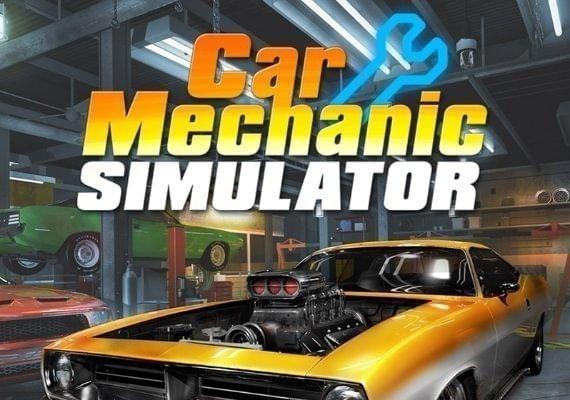 Car Mechanic Simulator and Gold Rush: The Game - Simulator Pack US