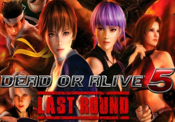 Dead or Alive: 5 Last Round