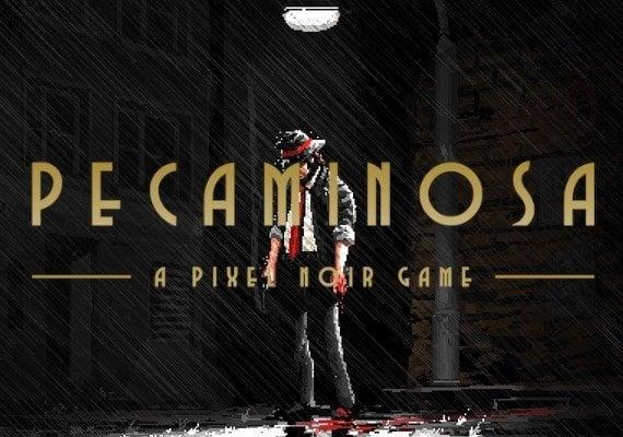 Pecaminosa: A Pixel Noir Game