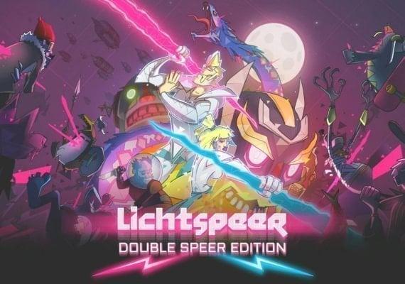 Lichtspeer: Double Speer Edition ARG