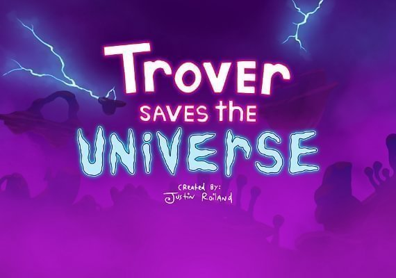 Trover Saves the Universe US