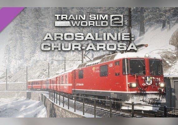 Train Sim World 2: Cathcart Circle Line: Glasgow - Newton & Neilston Route Add-On EU