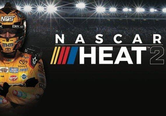 NASCAR Heat 2: October Jumbo Expansion