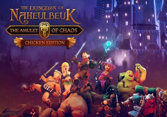 The Dungeon of Naheulbeuk: The Amulet of Chaos - Chicken Edition ARG