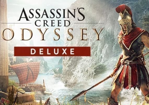 Assassin's Creed: Odyssey - Deluxe Edition BRAZIL