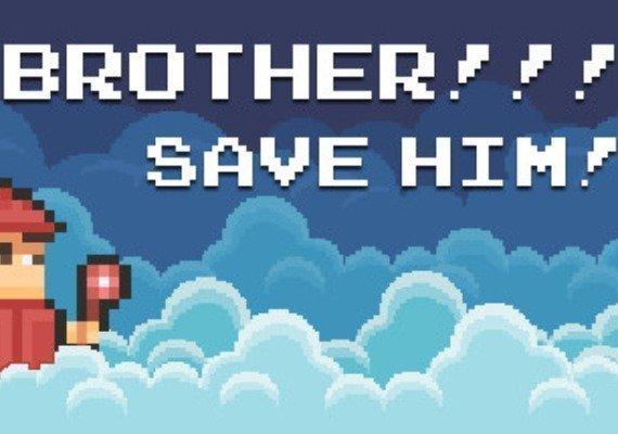 BROTHER!!! Save him!: Hardcore Platformer US