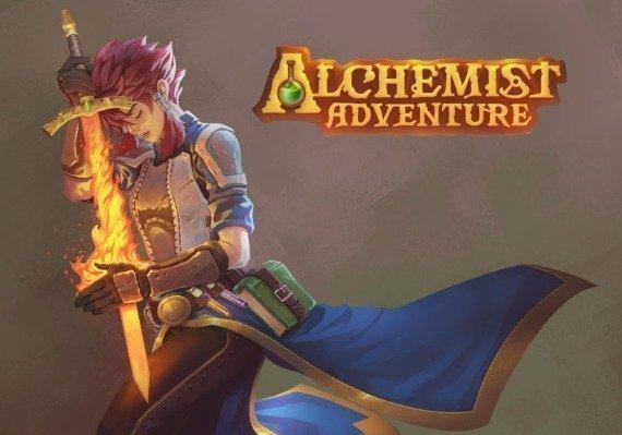 Alchemist Adventure ARG