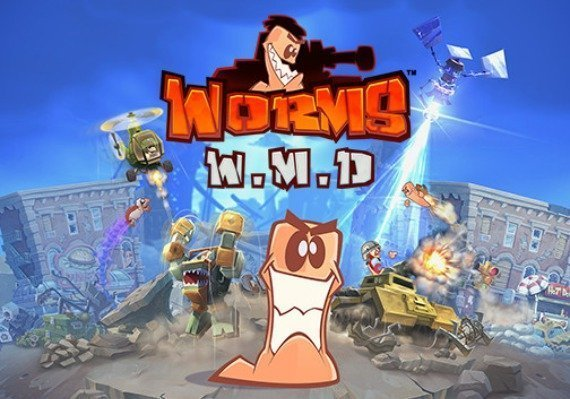 Worms W.M.D ARG
