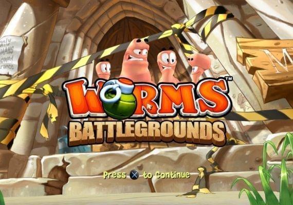Worms: Battlegrounds ARG
