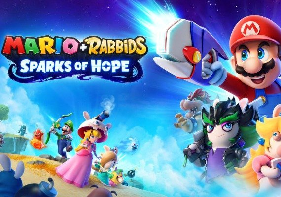 Mario + Rabbids: Sparks of Hope PRE-ORDER
