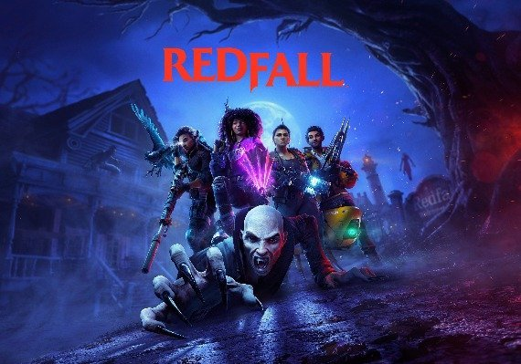 Redfall PRE-ORDER