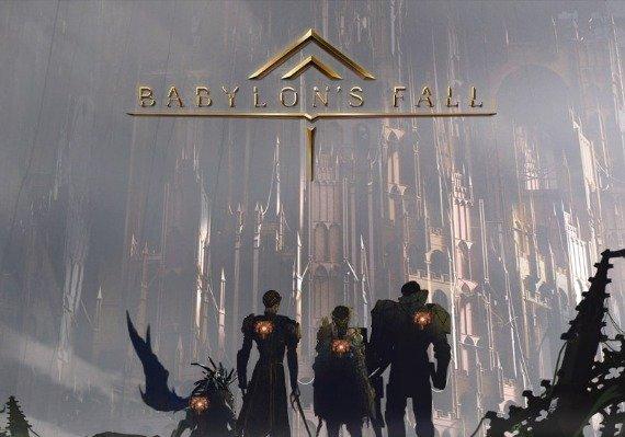 Babylon's Fall PRE-ORDER