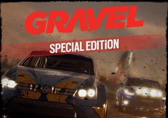 Gravel - Special Edition ARG