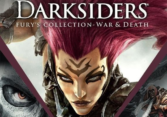 Darksiders Fury's Collection - War and Death ARG