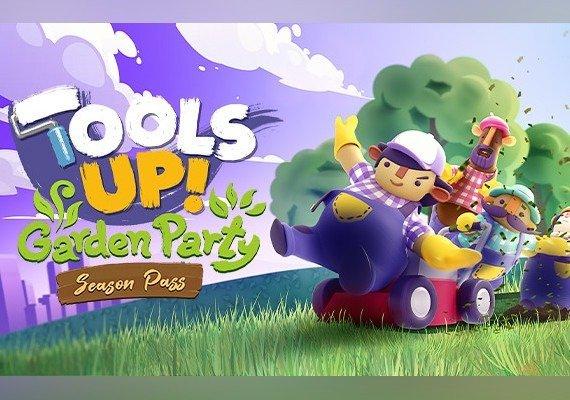 Tools Up! - Garden Party Season Pass