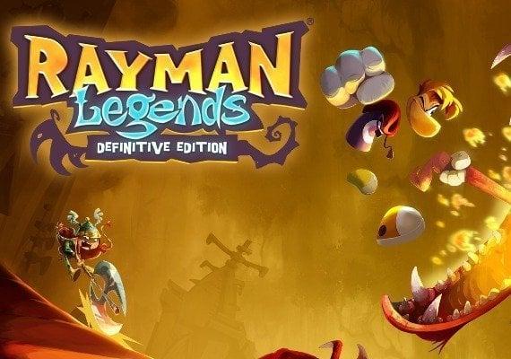 Rayman Legends - Definitive Edition US