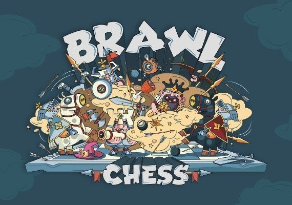 Brawl Chess: Gambit US