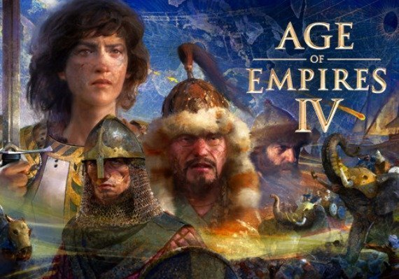 Age of Empires IV - Deluxe Edition PRE-PURCHASE