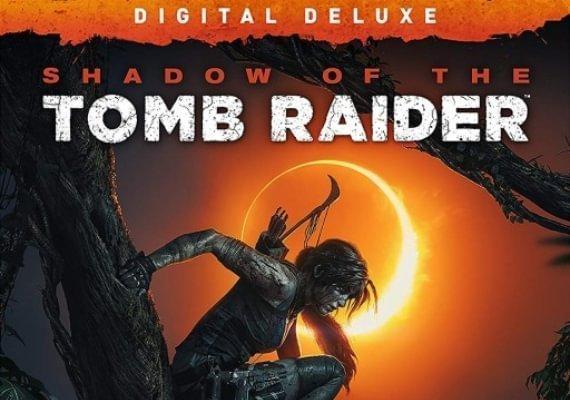 Shadow of the Tomb Raider - Digital Deluxe Edition + Pre-order bonus