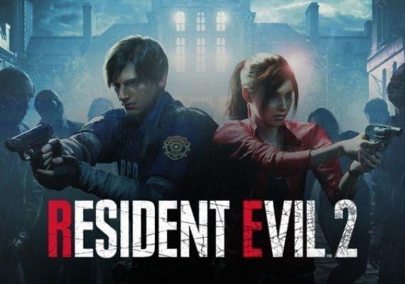 Resident Evil 2 Remake: Samurai Edge - Jill & Chris Model