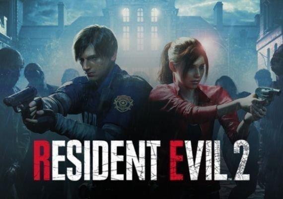 Resident Evil 2 Remake: Samurai Edge - Jill & Chris Model US