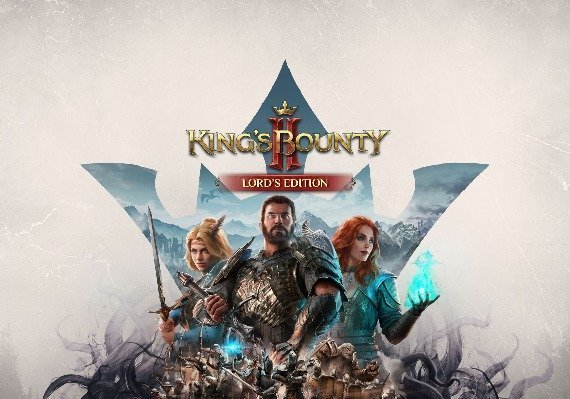 King's Bounty II - Lord's Edition PRE-PURCHASE