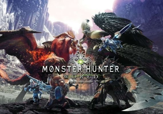 Monster Hunter: World EU