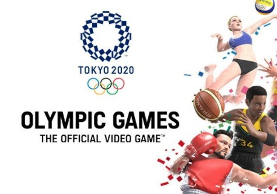 Olympic Games Tokyo 2020: The Official Video Game EU