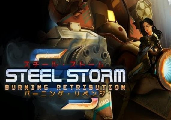 Steel Storm: Burning Retribution - Complete