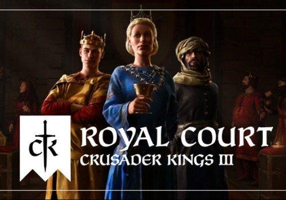Crusader Kings III: Royal Court PRE-PURCHASE