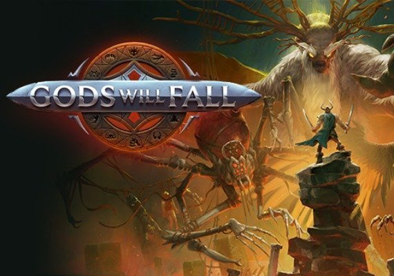 Gods Will Fall ASIA
