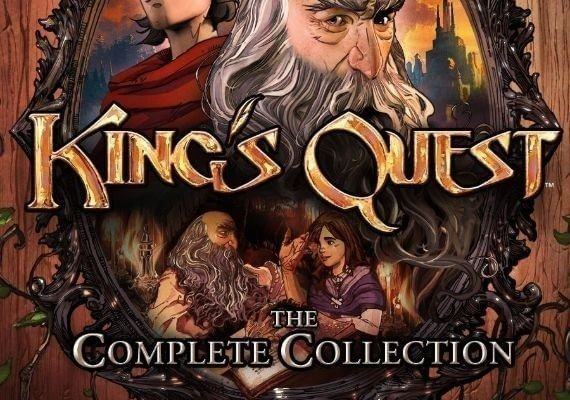 King's Quest - The Complete Collection ARG