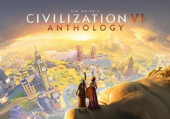 Sid Meier's Civilization VI - Anthology EU